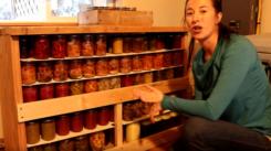 youtube_SimpleLivingAlaska_FoodStorageFullTour